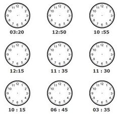 Looking for a Telling Time Clock Worksheets. We have Telling Time Clock Worksheets and the other about Benderos Printable Math it free. Clock Worksheets, Printable Math Worksheets, Teacher Worksheets, School Worksheets, Kindergarten Worksheets, Worksheets For Kids, Printables, Learning Clock, Art Books For Kids