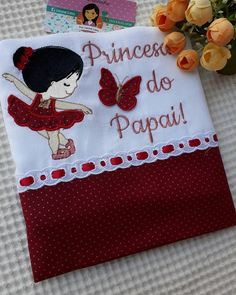 #vemalice ^_^ Sewing Machine Embroidery, Baby Embroidery, Baby Applique, Applique Patterns, Baby Girl Crib Bedding, Baby Sheets, Diy Baby Gifts, Baby Kit, Felt Christmas