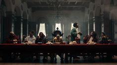 Screenshots from Kendrick Lamar's new single- HUMBLE
