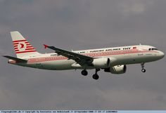 Turkish Airlines - Airbus A320 - TC-JLC - Istanbul Ataturk Airport