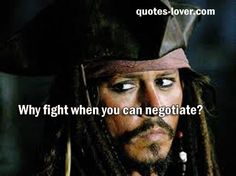 Why fight when you can negotiate?   #picturequotes    View more #quotes on http://quotes-lover.com