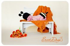 Buzz Buzz into Summer with this ADORABLE little baby bumble bee set  *  $35