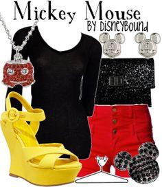 Disney Bound  Mickey Mouse