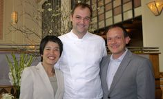 Daniel #Humm is among the world's top chefs.  He is #Swiss, and he runs the prestigious #ElevenMadisonPark restaurant in #NYC. Read our interview for the secrets to his success...