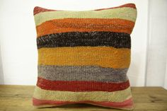 Kilim Pillows  Turkish Kilim Pillow Cover   Accent by kilimlife, $49.00