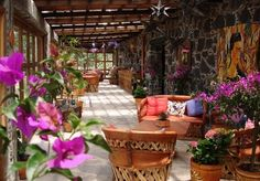 An all-inclusive, boutique ranch in the Mexican Highlands, with unlimited horseback riding and extras