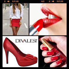 Look vermelho para o Dia dos Namorados