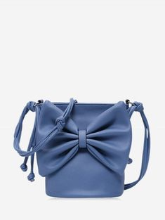 [24% OFF] 2019 Bowknot Square PU Cross Body Bag In LAPIS BLUE | DressLily Black Envelopes, Canvas Crossbody Bag, Buy Bags, Black Cross Body Bag, Shopper Bag, Fashion Tips For Women, Online Bags, Leather Shoulder Bag, Fashion Bags