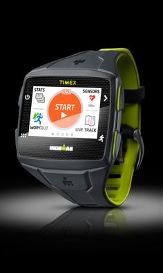 We looked at a quite a few new smart watches here at the show, but Timex's One GPS+ is by far the most impressive.