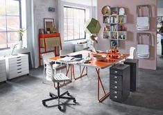 Album - 22 - Změna scenérie kolem kanceláře.  Náš nový soubor o designu kanceláře ...