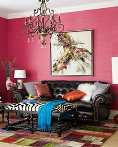 Time to add some soul to your living room? We thought so too :)