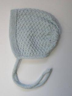 4136d4d378cc 17 meilleures images du tableau Béguin   Cashmere wool, Baby bonnets ...