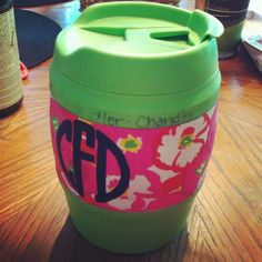 How to paint a bubba keg. Why couldn't I have seen this when it was useful!!