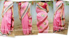 Sparkling Fashion: Uppada sarees