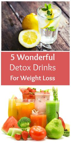 Detoxing with the help of beverages is an excellent way to offer the nutrients that one's body craves for. This also offers the digestive system its break and it does not have to digest food when one is on these detox drinks diet. The liver, which is a vital detoxifying organ in the body, gets benefited from these drinks, as they help it function at its best.