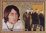 Postage Stamps - Congo Democratic 2006 Music-Beatles-Lennon