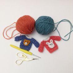 microcrochet sweater pattern