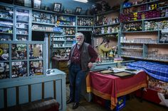 174 years old coffee and grocery shop In Kalarrytes village, Ioannina region, Epirus, Greece Coffee Places, Hidden Places, People Of The World, Greece Travel, Crete, Greek Islands, Napoleon, Athens, In This Moment