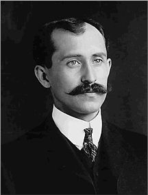 "Orville Wright  (1871-1948) Co-Inventor of the First Successful Airplane ~  ""The course of the flight up and down was exceedingly  erratic, partly due to the irregularity of the air, and partly to lack of experience in handling this machine."""