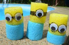 Make Minion blocks! CUTE and easy minion craft!