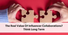 The Real Value Of Influencer Collaborations? Think Long Term Word Of Mouth Marketing, Social Channel, Social Media Branding, Marketing Program, Brand Story, Tom S, Influencer Marketing, Collaboration