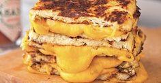 Vergeet de bloemkool pizza, hier is de bloemkool tosti!