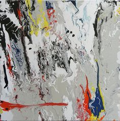 Primary Colors by Nora Meyer Original Art, Original Paintings, Holy Week, Painting Abstract, Primary Colors, Buy Art, Paint Colors, Artists, Fine Art