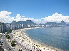 Apartamento para alugar em Copacabana, Rio de Janeiro Cidade
