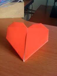 Afbeeldingsresultaat voor heart origami