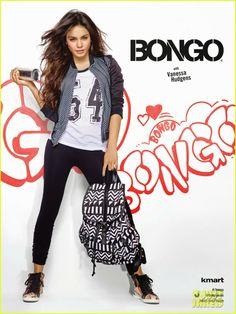 Star Hollywood: Vanessa Hudgens: Bongo Campaign!