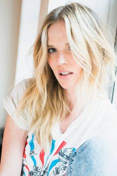 Inside supermodel Anne V's closet with The Coveteur