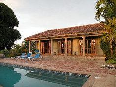 Casa Dos Cuervos - Hilltop villa, spectacular ocean and island viewsVacation Rental in Vieques Island from @HomeAway! #vacation #rental #travel #homeaway