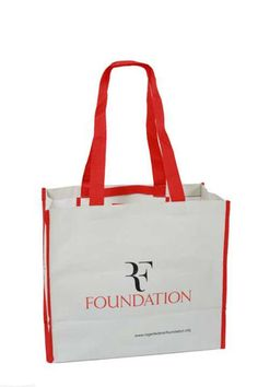 RF recycled pp woven bag