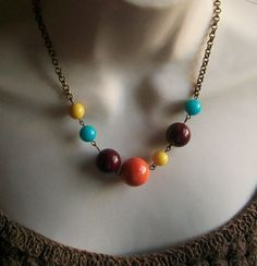 Image result for how to make chunky beaded jewelry to sell