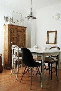 dinning room by Chocolate Creative