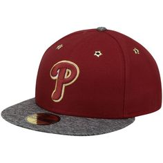18244ea3784 Philadelphia Phillies New Era All-Star Game 2016 Authentic Collection  59FIFTY Fitted Hat - Red