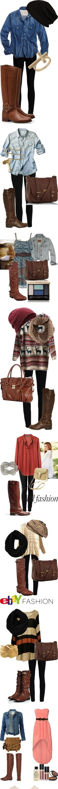 super cute outfits for fall and winter