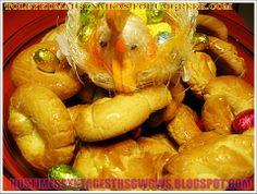 ΚΟΥΛΟΥΡΑΚΙΑ ΠΑΣΧΑΛΙΝΑ  Pin on Pinterest Δεν θελω να παινευτω,αλλα τα συγκεκριμενα κουλουρακια εχουν απιστευτο αρωμα και τραγανα σαν μπισκοτα οσες μερες κι αν περασουν..αξιζουν πραγματικα να δοκιμαστουν!!!...by nostimessyntagesthsgwgws.blogspot.com