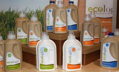 Ecologic - now there is a white fiber bottle version