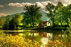River House, Kosovo    photo via elizzabeth