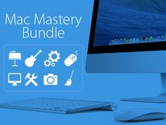 Grab this $408-valued Mac Mastery Bundle for Just $29, Become a Pro Mac User! The Mac Mastery Bundle: Become A Mac Power User - Stop Wasting Valuable Time & Increase Productivity With These 8 Elite Video Courses!