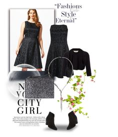 """""""Christmas Glam"""" by falsettoslumber on Polyvore featuring H&M"""