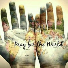 This World Is Feel With So Much Hate,What Happen To Make Love Not War.
