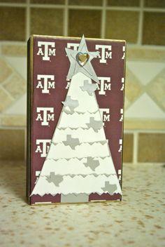Texas A&M Christmas Tree