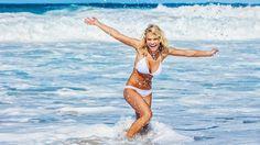 Femme maillot mer