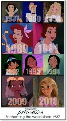 Love our Disney girls!