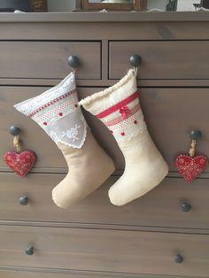 Christmas Stockings, Creations, Holiday Decor, Home Decor, Needlepoint Christmas Stockings, Decoration Home, Room Decor, Christmas Leggings, Home Interior Design