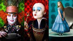 Tim Burton Alice