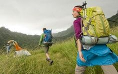 Some Ultralight backpacking TIPS by REI