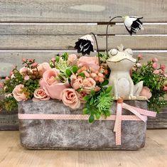 World of Flowers Diy Flowers, Flower Pots, Wedding Decorations, Table Decorations, Paper Basket, Floral Arrangements, Floral Wreath, Easter, Online Vásárlás